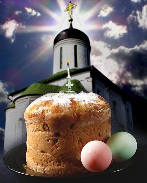 Какие народные поверья, приметы и обряды были связаны с Пасхой?