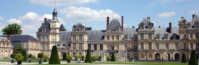 Замки и дворцы самое интересное в