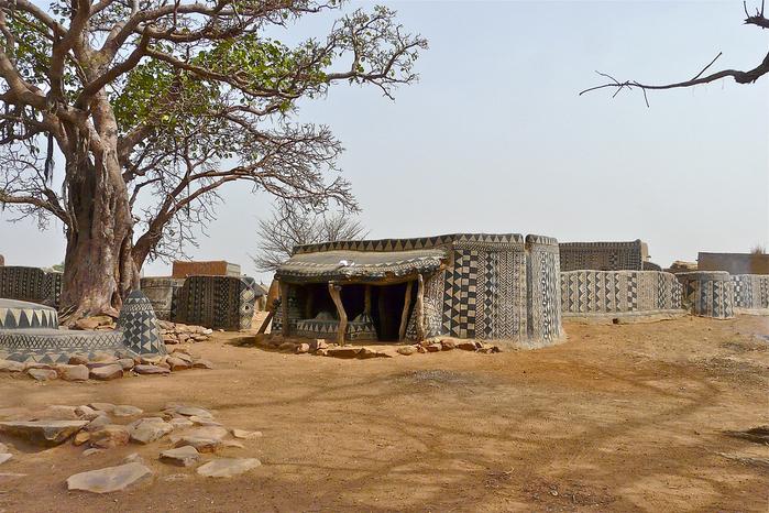 африканская деревня фото 1 (700x466, 551Kb)