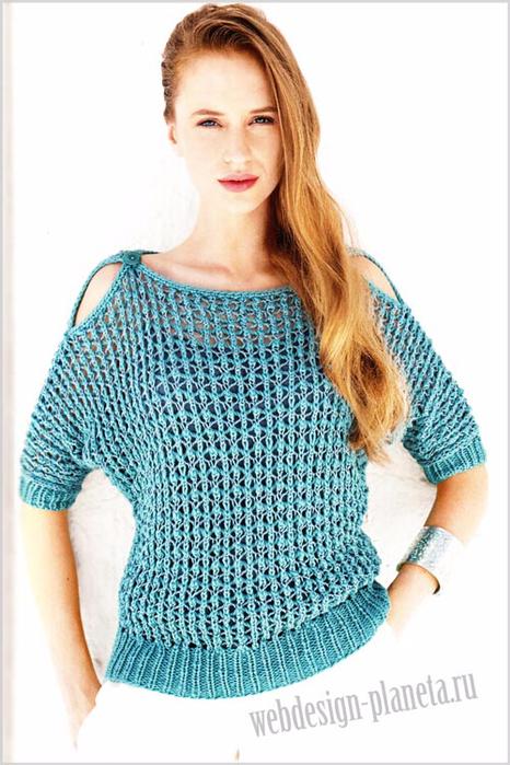 sinij-pulover-setka-spitsami-foto (466x700, 347Kb)