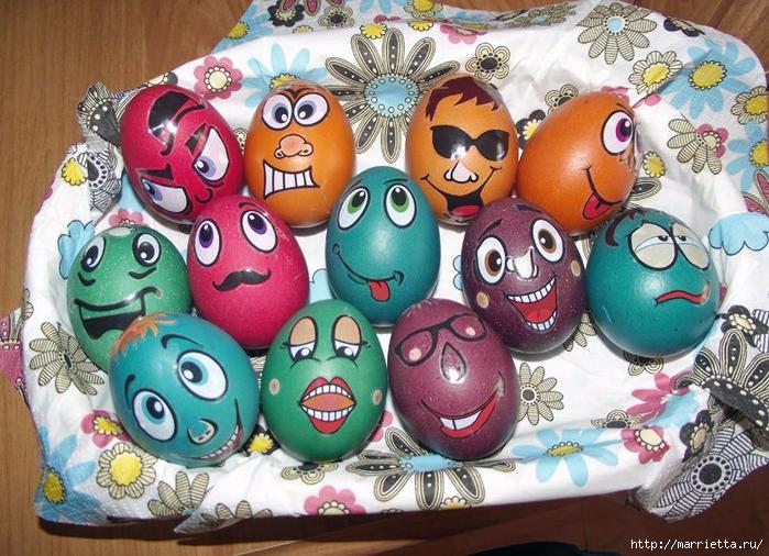 Такие разные пасхальные яйца (26) (700x506, 358Kb)