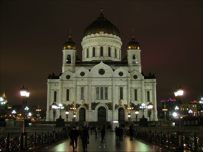 Москва вечерняя 8 (700x525, 329Kb)
