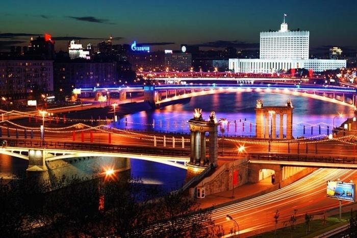 Москва вечерняя 19 (700x467, 386Kb)