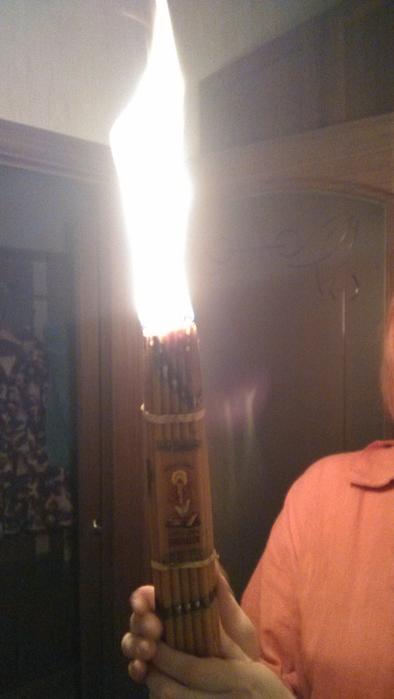 свеча Иерусалимская (394x700, 277Kb)