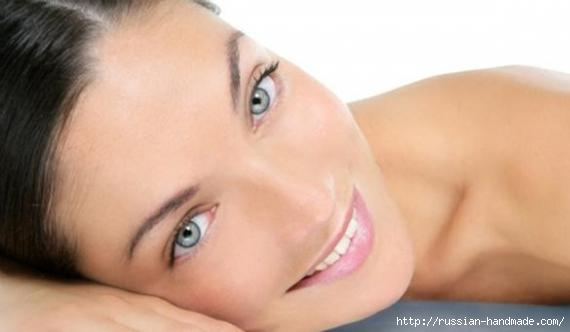 Как почистить лицо в домашних условиях (570x332, 59Kb)