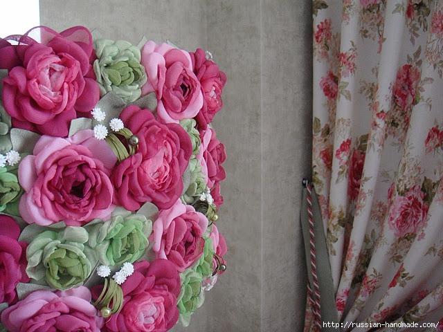 Цветы из ткани и БУКЕТ ИЗ СТАРОЙ ЛАМПЫ (5) (640x480, 257Kb)