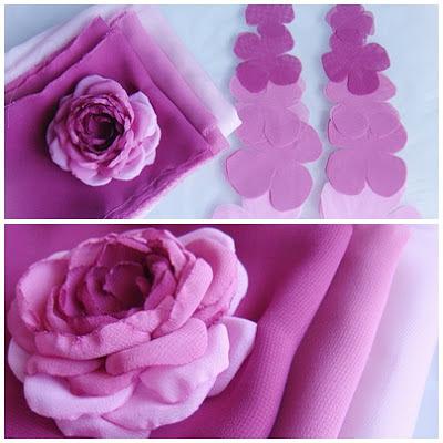 Цветы из ткани и БУКЕТ ИЗ СТАРОЙ ЛАМПЫ (11) (400x400, 129Kb)