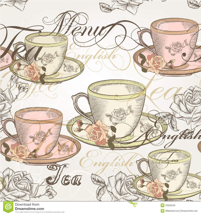 seamless-vector-wallpaper-design-vintage-style-hand-drawn-cups-tea-roses-33629206 (654x700, 552Kb)