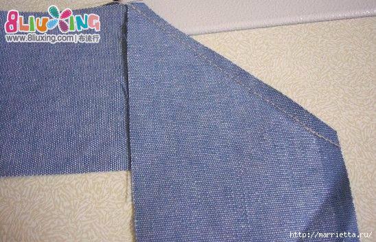 Как окантовать лоскутное одеяло (2) (548x352, 178Kb)