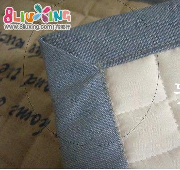 Как окантовать лоскутное одеяло (16) (371x351, 127Kb)