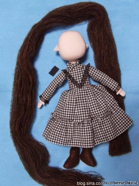 как сшить текстильную куклу (9) (453x604, 170Kb)