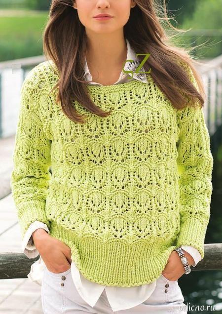 azhurnyj-pulover-cveta-limon-1 (450x636, 290Kb)