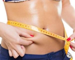 как быстро убрать жир с талии