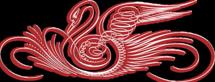 !                         swan (700x266, 238Kb)