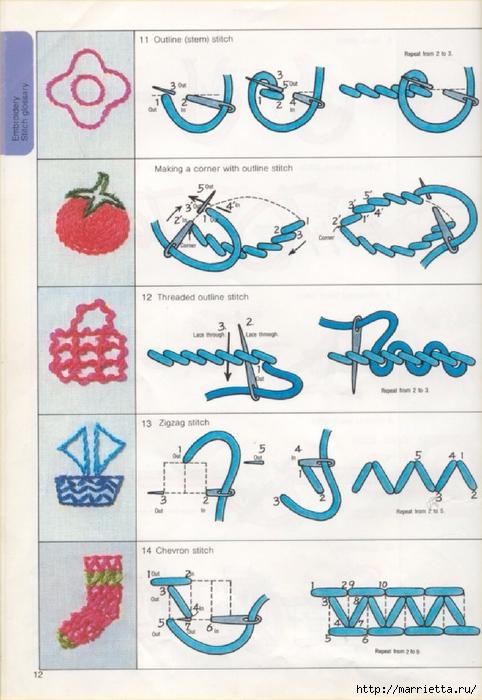 Виды швов ручной вышивки (4) (482x700, 258Kb)