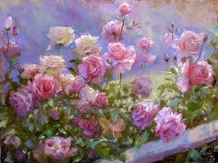 в парке распускаются розы mp3: