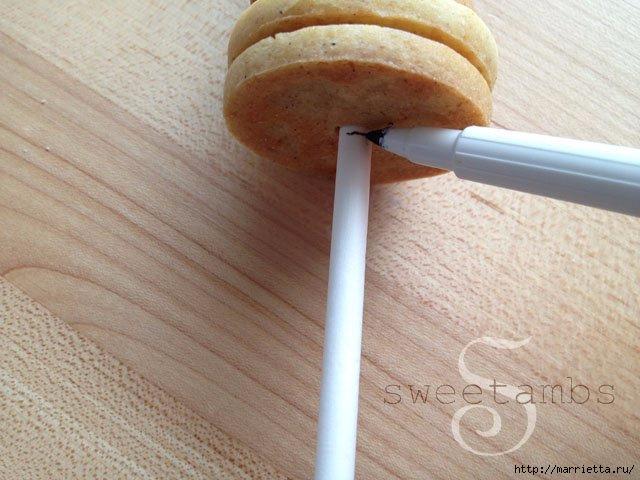 Сладкое печенье БУКЕТ СИРЕНИ из айсинга (9) (640x480, 172Kb)