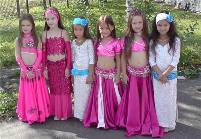 Детские костюмы для танцев: с чего начать?