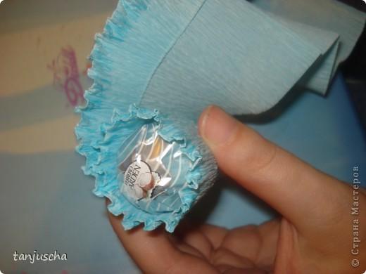 Корзина из конфет своими руками мастер класс видео