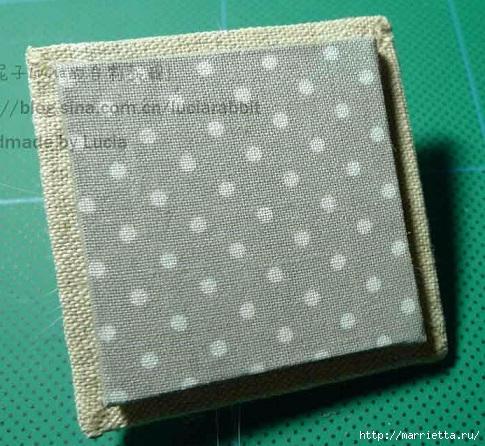 Шкатулка из картона своими руками (17) (485x446, 191Kb)