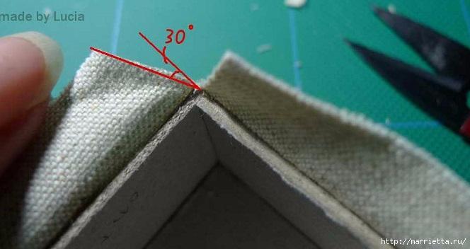 Шкатулка из картона своими руками (19) (664x352, 112Kb)