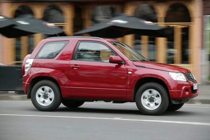 5. Suzuki Grand Vitara (675x449, 213Kb)