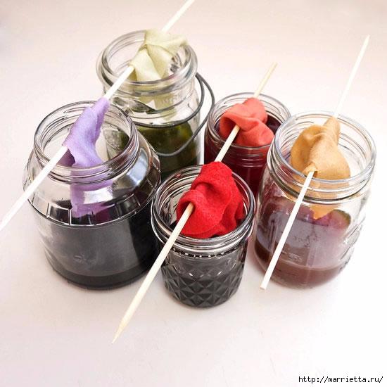 Как сделать фруктовые и овощные красители для ткани (4) (550x550, 146Kb)