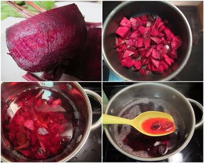 Как сделать фруктовые и овощные красители для ткани (4) (400x319, 150Kb)