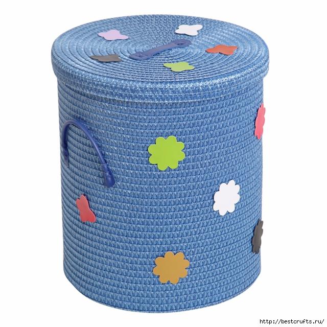 плетенные корзины (3) (640x640, 290Kb)