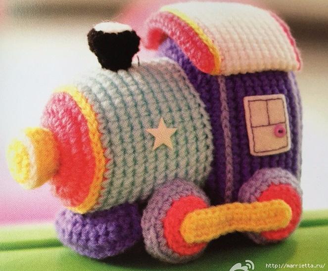 Схемы вязания игрушки (2)