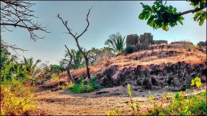 Гоа. Форт Кабо Де Рама/3673959_20 (700x393, 126Kb)