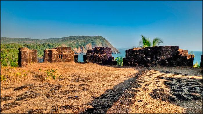 Гоа. Форт Кабо Де Рама/3673959_22 (700x393, 107Kb)