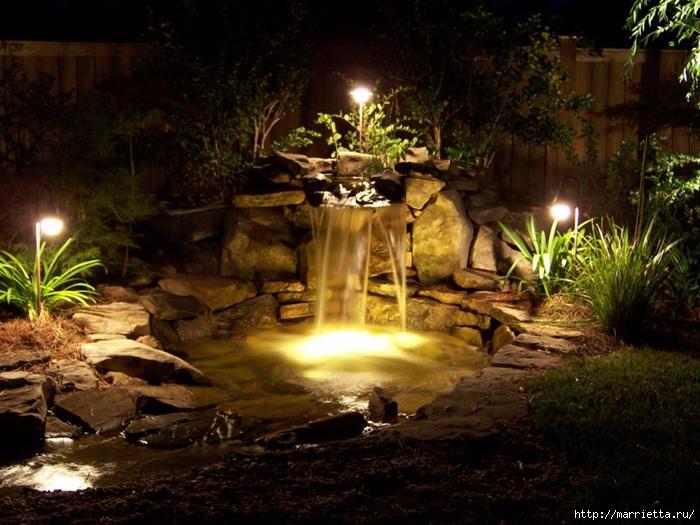 Правильное освещение – красивый сад (12) (700x525, 308Kb)