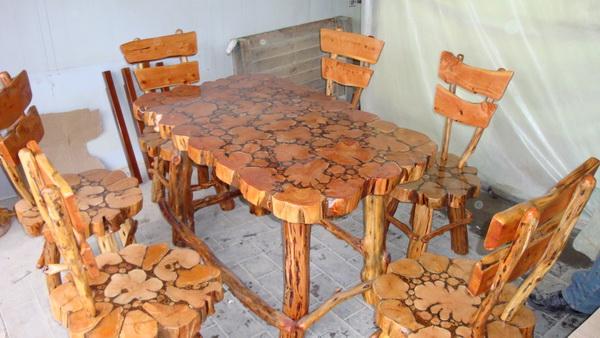 Мебель дача своими руками