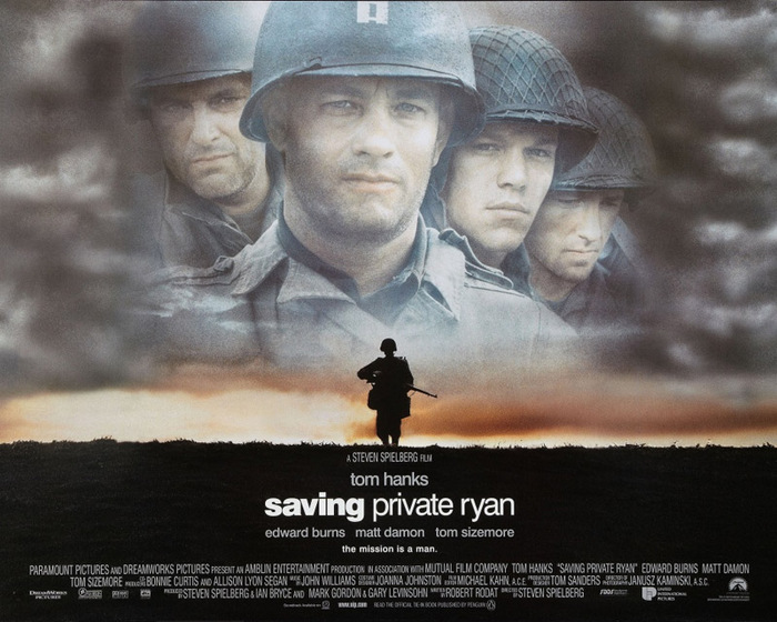 Saving Private Ryan, («Спасти рядового Райана»/1415502_Saving_Private_Ryan (700x560, 134Kb)