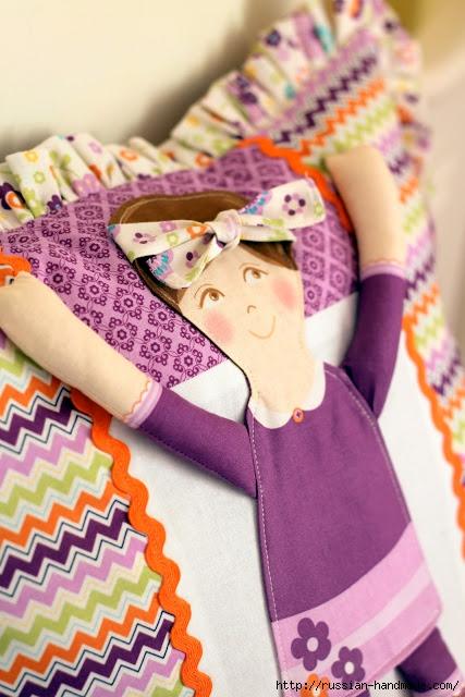 Подушка с куколкой для девочки. Мастер-класс (9) (427x640, 198Kb)