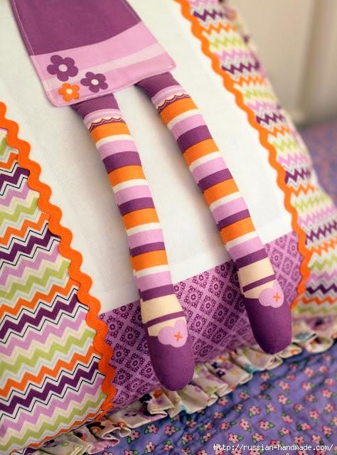 Подушка с куколкой для девочки. Мастер-класс (23) (474x640, 245Kb)