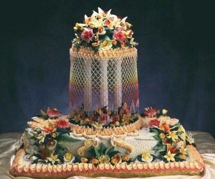необычные торты фото 5 (700x585, 400Kb)