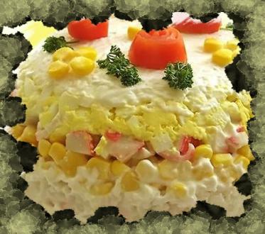 торт салат (373x330, 307Kb)