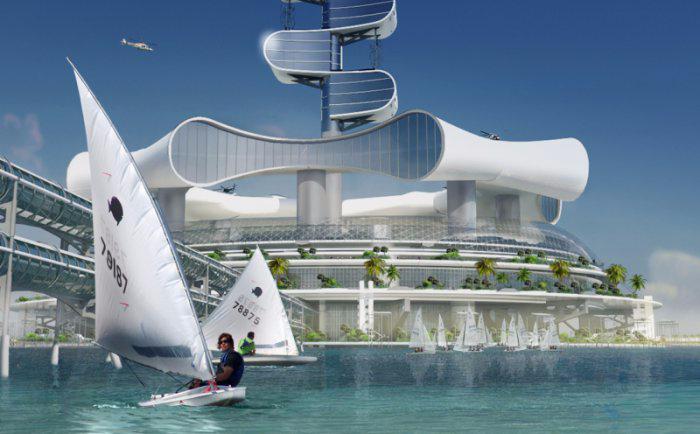 экологический остров Grand Cancun 5 (700x434, 200Kb)