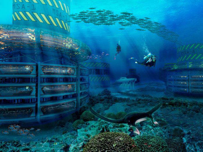 экологический остров Grand Cancun 9 (700x525, 461Kb)