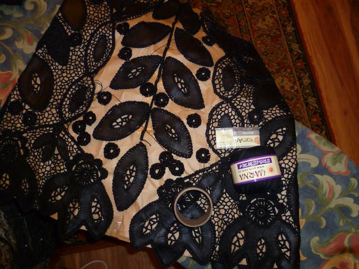 юбка ирландия кожа+ вязание (700x525, 524Kb)