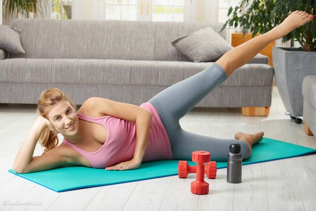 Курс тренировок мышц в домашних условиях