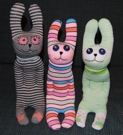 Изделия своими руками из носков
