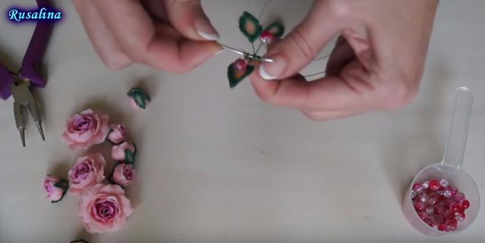 Колье из полимерной глины своими руками - мастер-класс (22) (700x351, 170Kb)