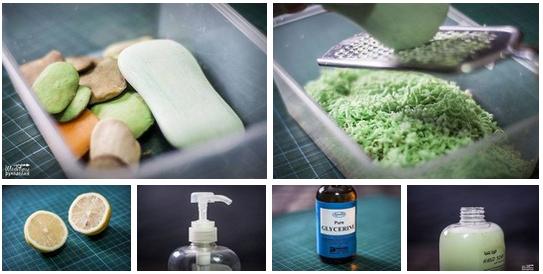 Как приготовить жидкое мыло своими руками