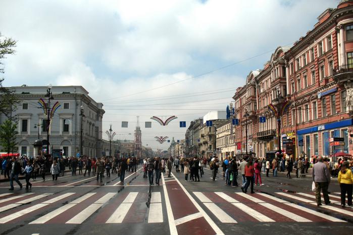 переход на Невском 2 (700x466, 457Kb)