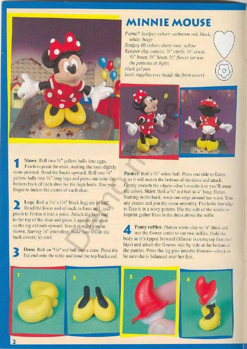 Disneys- фигуры из массы для лепки_0004 (494x700, 75Kb)