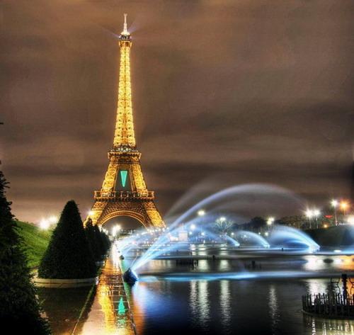 фото Парижа (500x473, 60Kb)