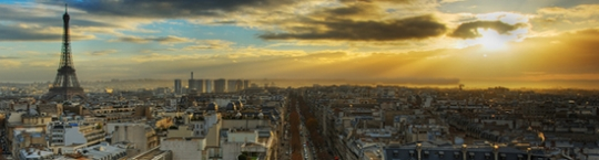 Фото Парижа (540x145, 68Kb)